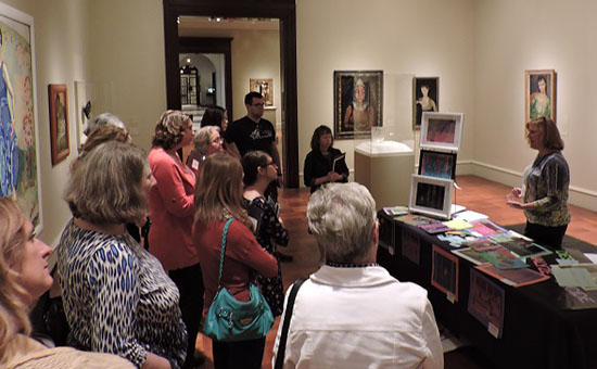 Evenings for Educators: Behind the Scenes: Exploring the New African Gallery