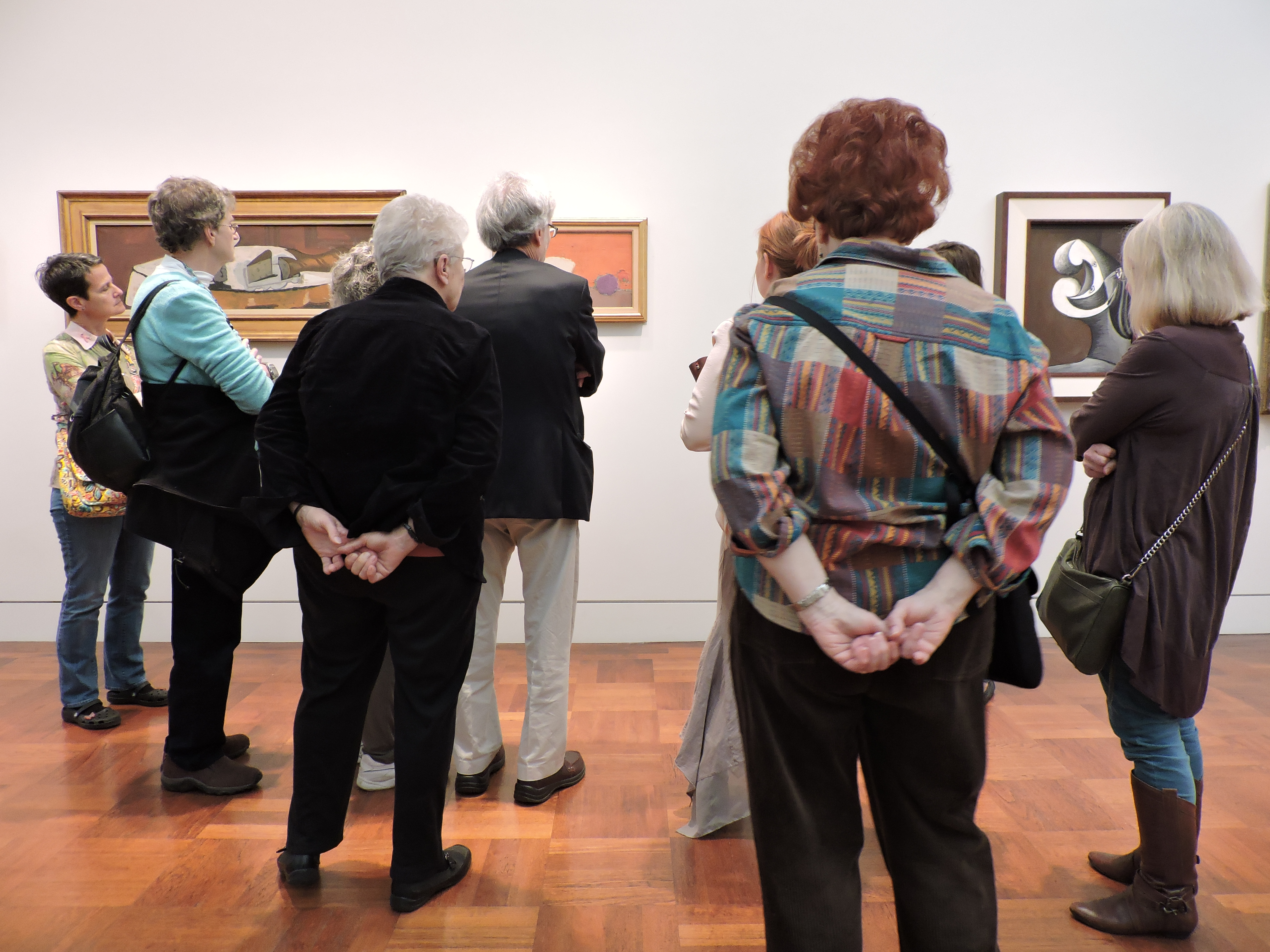 Public Tour: The Collections: Modern and Contemporary