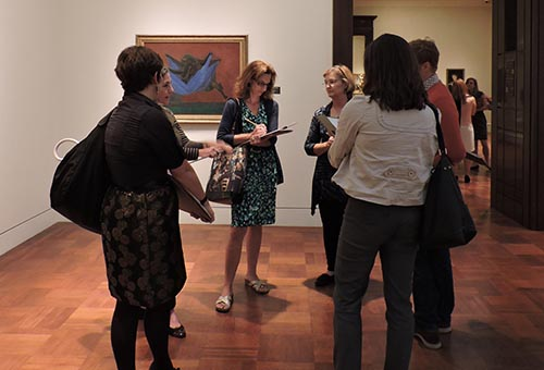 Evenings for Educators: Celebrating Women from the CAM Collection