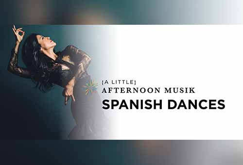 Cincinnati Chamber Orchestra: Spanish Dances *SOLD OUT*