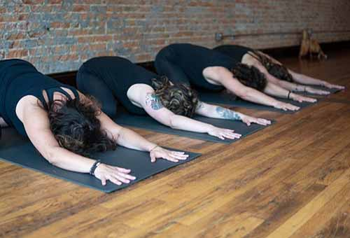 Burner Night: Community Yoga with Rooted Yoga