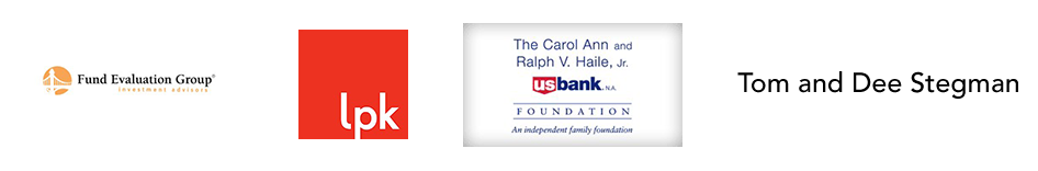 Fund Evaluation Group | LPK | The Carol Ann and Ralph V. Haile, Jr. US Bank Foundation | Tom and Dee Stegman
