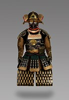 Suit of Armor, Edo period (1615–1868), late 18th century, 1892.2783